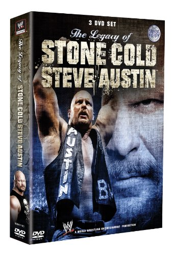 Legacy of stone cold steve austin [FR Import]
