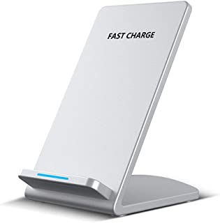 Powerport Powerwave Stand 10W Fast Wireless Charger For Iphone 8/8 Plus For Iphone X/Xs/Max Compatible Devices