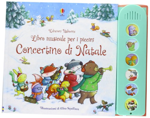 Concertino di Natale. Ediz. illustrata