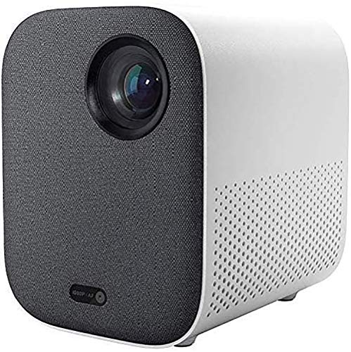 Xiaomi Mini DLP Projector 1080P Full HD AI Control Remoto de Voz 500ANSI 4K Video 2GB 8GB...