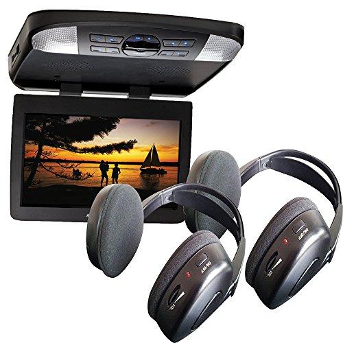 Audiovox AVXMTG13UHD 13' LED Overhead DVD...