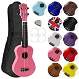 Mad About Ukulele 4/4 Pink