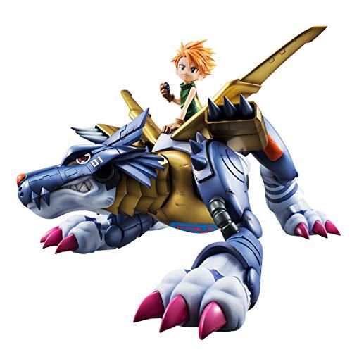 Precious G.E.M. Digimon Adventure Metal Garurumon & Ishida Yamato [Repeat]