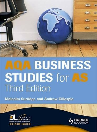 AQA Business Studies for AS (A Level Business Studies)