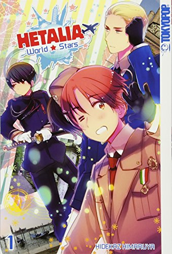 hetalia axis powers manga - 8