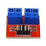 Baoblaze MAX471 Tension Courant Tension Amplificateur Testeur Capteur Module pour Arduino
