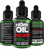 Nutrient-Rich - Hemp Oil 60000 MG Review