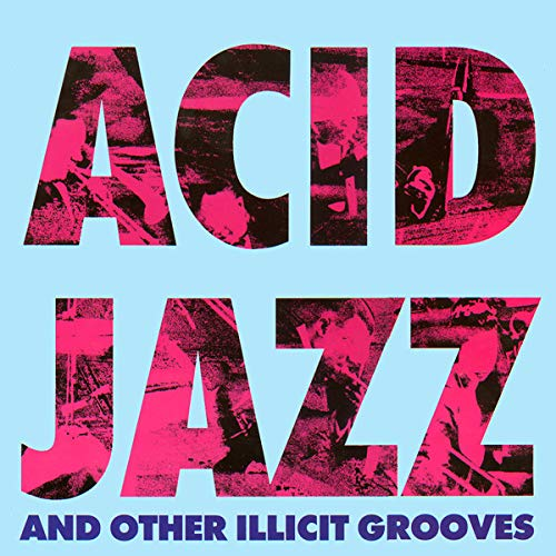 Various - Acid Jazz And Other Illicit Grooves - Polydor - 837 347-1, Urban - URBLP 16