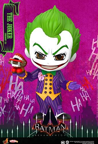 Hot Toys Batman: Arkham Knight Cosbaby Mini Figure Joker 12 cm Figuren