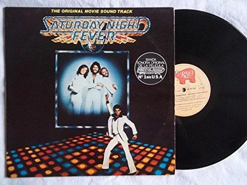 Saturday Night Fever - Saturday Night Fever Soundtrack - RSO (Polydor)