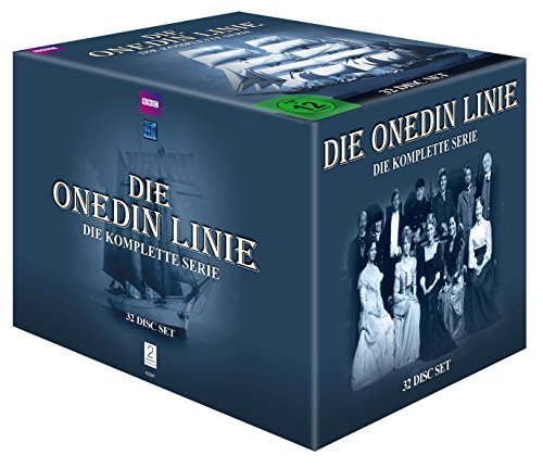 Die Onedin Linie (Gesamtbox) (32 Disc Set) [Collector's Edition]