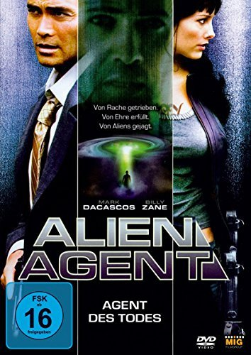 Alien Agent - German Release (Language: German and English) by Mark Dacascos