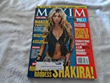 Maxim July 2002 Shakira