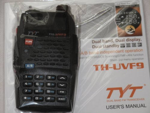 TYT TH-UVF9 Dual Band Amateur Ham Radio 220/2m (200-260 & 136-174 MHz)