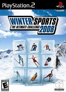 Winter Sports 2008: The Ultimate Challenge - پلی استیشن 2