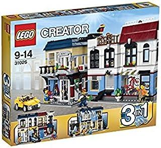 Lego Creator - Tienda de Bicicletas y cafetería