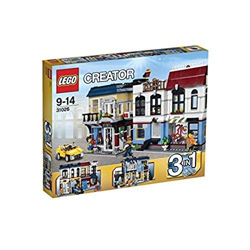 LEGO 31026 - Creator Fahrradladen und Café