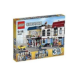 LEGO Creator 31026 - Fahrradladen & Café (B00I4IXC9G) | Amazon price tracker / tracking, Amazon price history charts, Amazon price watches, Amazon price drop alerts