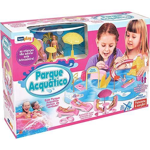 Parque Aquático - Home Play