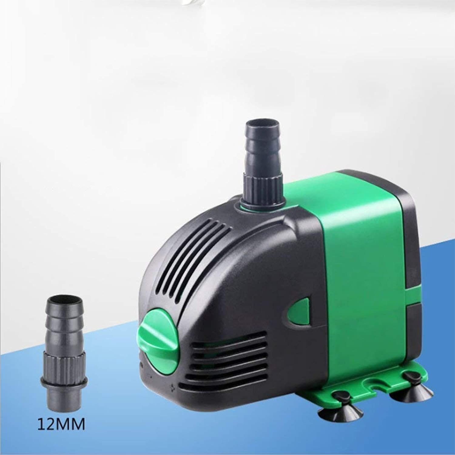 Drrie Submersible Water Pump for Aquarium 220V Pond Type Circulation Pump,6W,24W