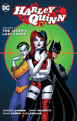 Download Harley Quinn Vol. 5: The Joker's Last Laugh 1401271995