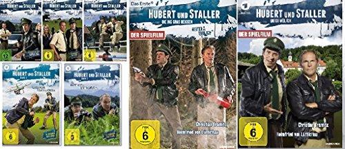 Staffel 1-5 + Spielfilme (32 DVDs)