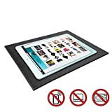 EMF Radiation Protection Pad for Ipad/Cell Phones EMF Radiation Protect & Heat Shield - Anti Radiation Laptop Computer Pad & EMF Blocker Lap/pad Lapdesk 7.8'' 12''