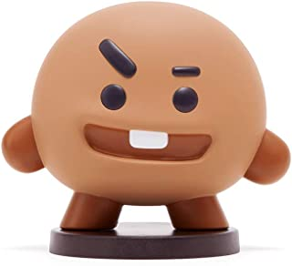 BT21 Official Merchandise by Line Friends - SHOOKY Character Action Figure Toy Collectible Doll 3.5