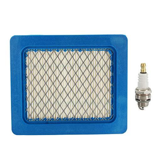 WZhen Plug & Air Filter Service Kit Für Honda Izy/Hrx Mäher Und Gcv 135/160/190