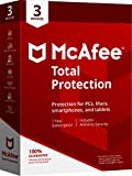 McAfee 2018 Total Protection - 3 Devices [Old Version]