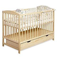 Babybett 2in1 60x120