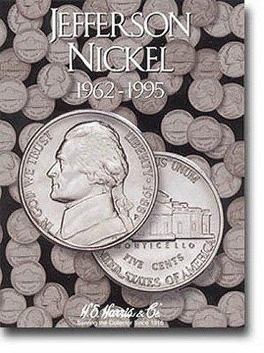 Jefferson Nickels Folder 1962-1995