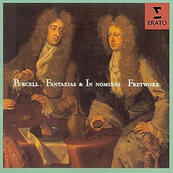Purcell - Fantazias & In nomines