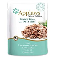 Made with Natural Ingredients and grain free recipe - Nothing added, Nothing hidden 55 percentage Tuna – We only insist on only the highest quality ingredients Tuna - Natural source of Omega-3 and high quality protein Complementary pet food - Feed wi...
