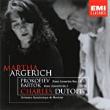 Prokofiev: Piano Concertos Nos. 1 & 3 / Bartok: Piano Concerto No. 3