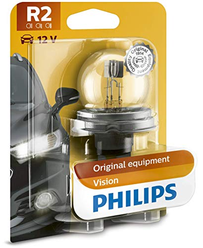 Philips 12620B1 Scheinwerferlampe R2, 1-er Set Blister