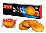 traou Mad Galettes de Pont Aven – French Galettes Butter Cookies – 3,5 Oz