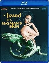 woman in a lizard's skin