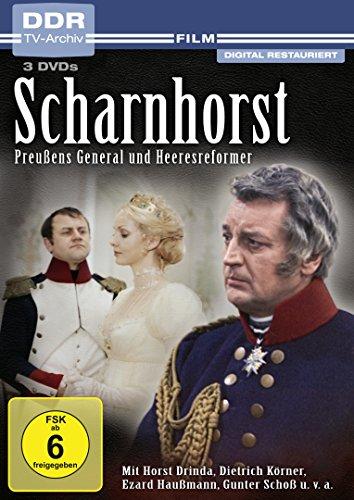 Scharnhorst (DDR TV-Archiv) [3 DVDs]