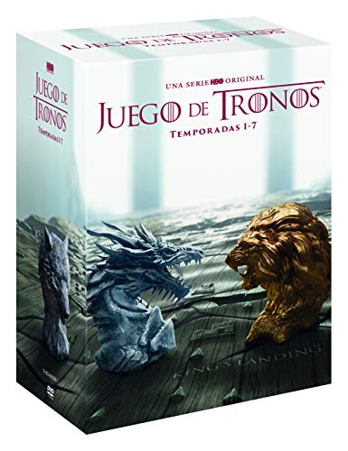 Juego De Tronos Temporada 1-7 [DVD]