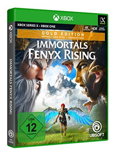 Immortals Fenyx Rising - Gold Edition - [Xbox One, Xbox Series X]