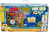 Sponge Bob - Bob l'éponge- Ensemble de Jeux - Pop a Part Figures