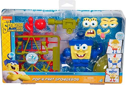 Just Play, LLC - Juegos de construcción - Bob Esponja - Spongebob