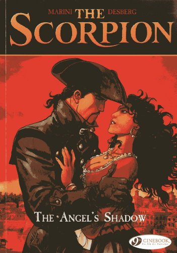 The Scorpion - tome 6 The Angel's Shadow (06)