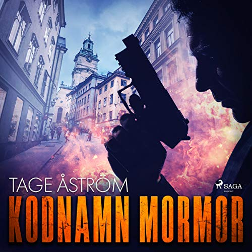 Kodnamn Mormor audiobook cover art