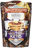 Birch Benders Griddle Cakes, Pancake Waffel Mix Chocolate Chip Keto, 10 Oz