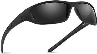 comprar comparacion Vimbloom Hombre Gafas de Sol Deportivas polarizadas para béisbol, Atletismo, Pesca, Ciclismo, Golf VI367