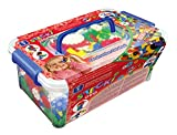 Feuchtmann Spielwaren 621.0568 - Stecki Geo Constructions - Set Maxi