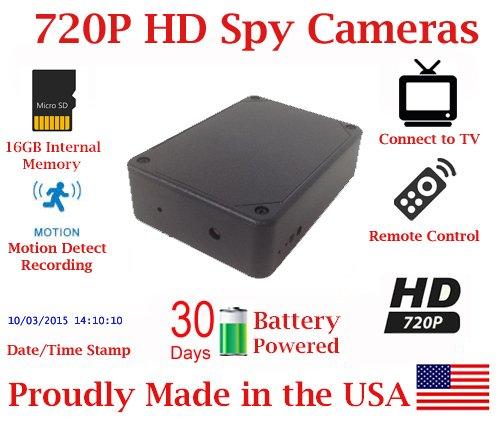 Best Black Box Hidden Cameras