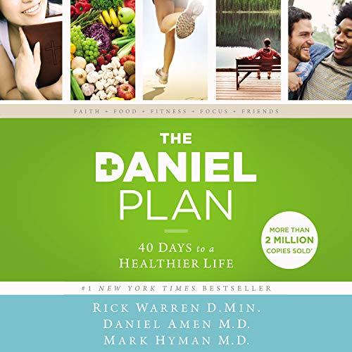 The Daniel Plan audiobook cover art